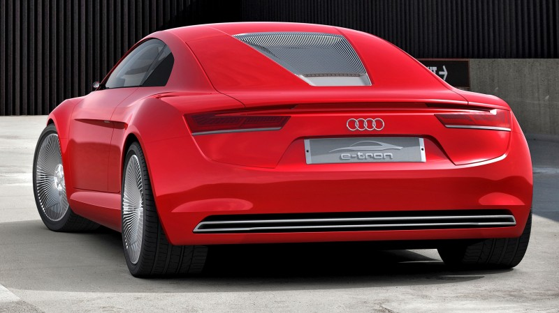 Concept Debrief - 2010 Audi e-tron and e-tron Spyder  9