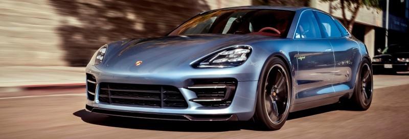 Concept Debrief - Porsche Panamera Sport Turismo 1