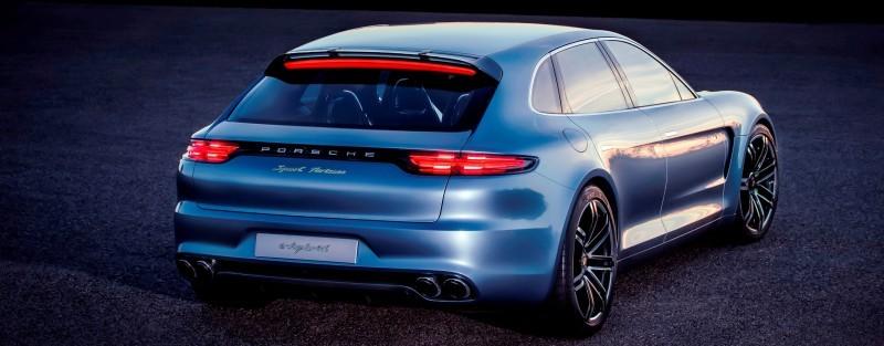Concept Debrief - Porsche Panamera Sport Turismo 16