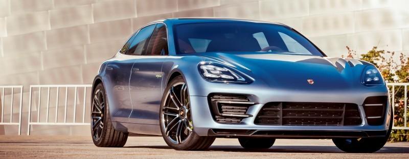 Concept Debrief - Porsche Panamera Sport Turismo 28