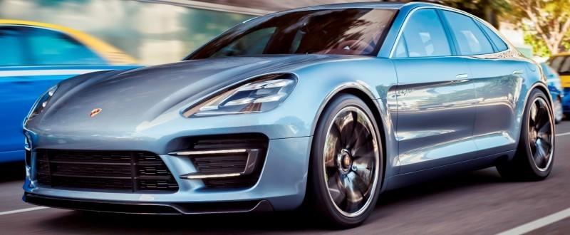 Concept Debrief - Porsche Panamera Sport Turismo 30