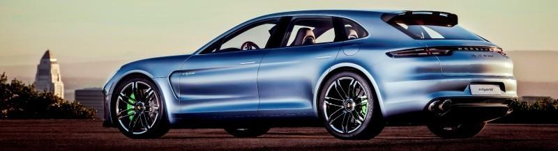 Concept Debrief - Porsche Panamera Sport Turismo 9