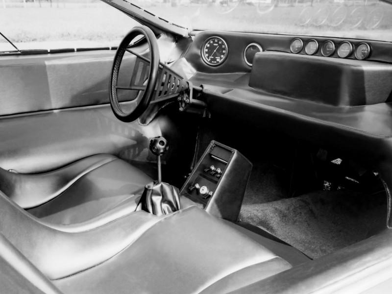 Concept Flashback - 1968 Alfa Romeo Carabo by Bertone 12