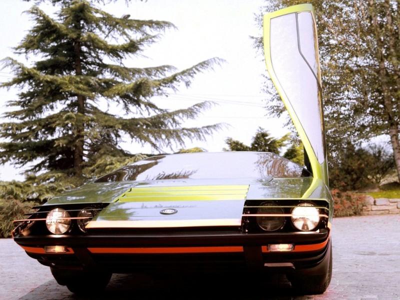 Concept Flashback - 1968 Alfa Romeo Carabo by Bertone 17