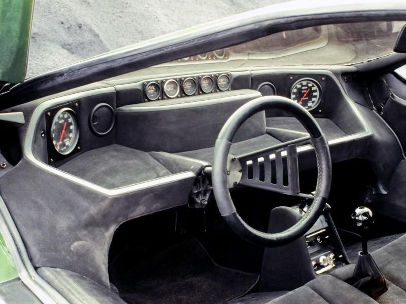 Concept Flashback - 1968 Alfa Romeo Carabo by Bertone 18