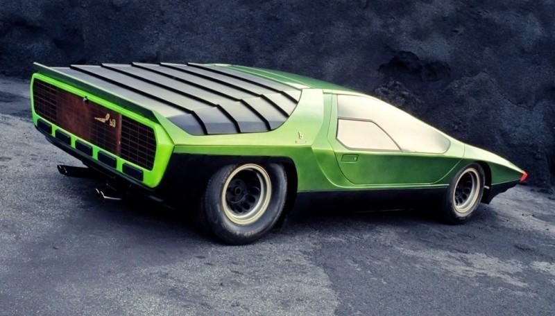 Concept Flashback - 1968 Alfa Romeo Carabo by Bertone 21