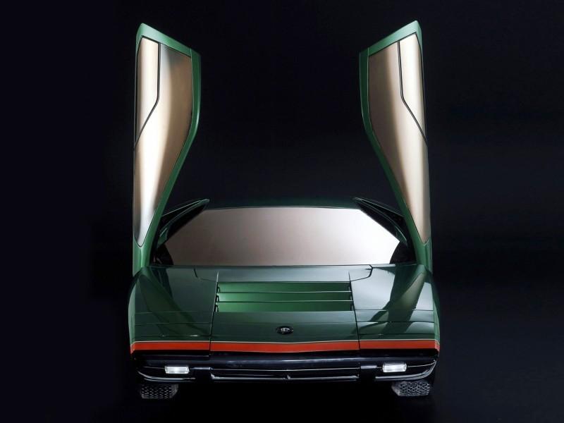 Concept Flashback - 1968 Alfa Romeo Carabo by Bertone 28