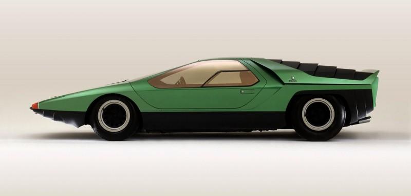 Concept Flashback - 1968 Alfa Romeo Carabo by Bertone 3