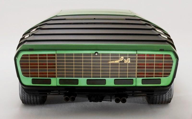 Concept Flashback - 1968 Alfa Romeo Carabo by Bertone 30