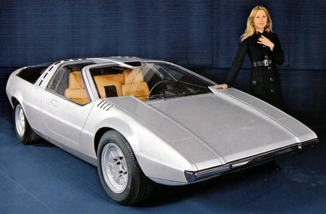Concept Flashback - 1970 Volkswagen Porsche Tapiro by ItalDesign 10