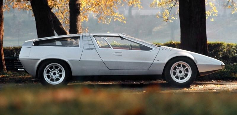 Concept Flashback - 1970 Volkswagen Porsche Tapiro by ItalDesign 3