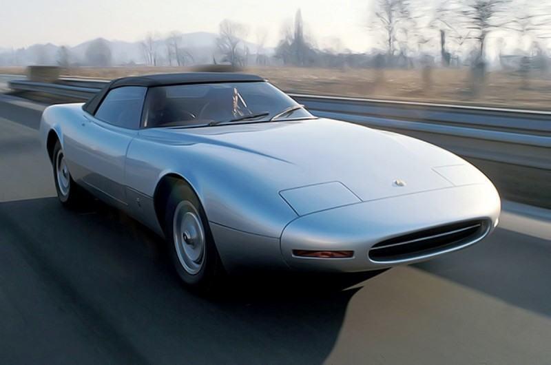 Concept Flashback - 1978 JAGUAR XJ Spider by Pininfarina 10
