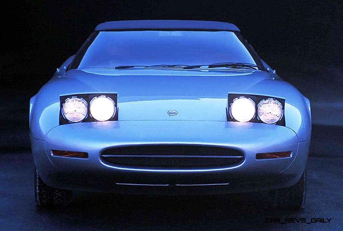 Concept Flashback - 1978 JAGUAR XJ Spider by Pininfarina 12