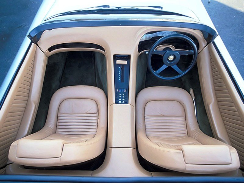 Concept Flashback - 1978 JAGUAR XJ Spider by Pininfarina 19