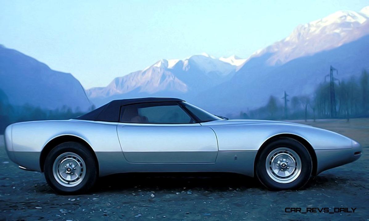 Concept Flashback - 1978 JAGUAR XJ Spider by Pininfarina 2
