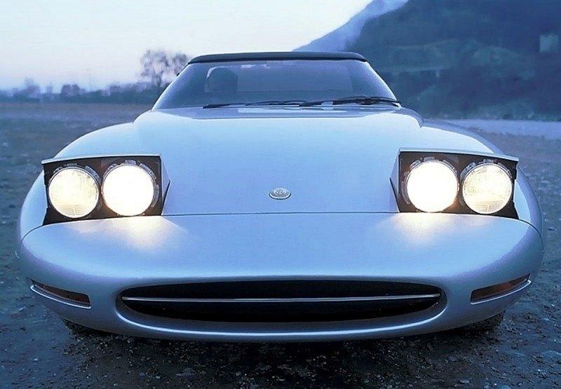 Concept Flashback - 1978 JAGUAR XJ Spider by Pininfarina 20