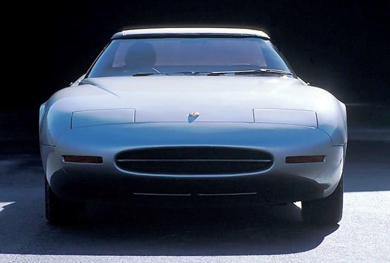 Concept Flashback - 1978 JAGUAR XJ Spider by Pininfarina 21