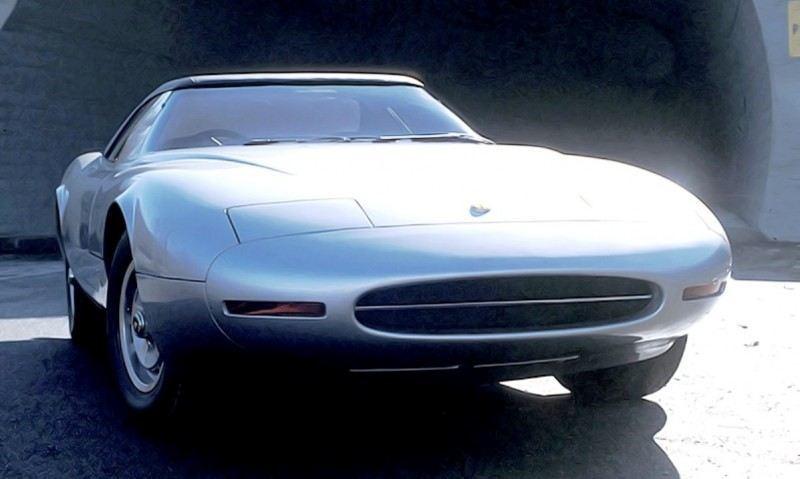 Concept Flashback - 1978 JAGUAR XJ Spider by Pininfarina 22