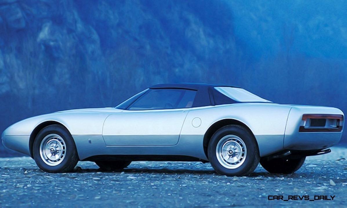 Concept Flashback - 1978 JAGUAR XJ Spider by Pininfarina 5