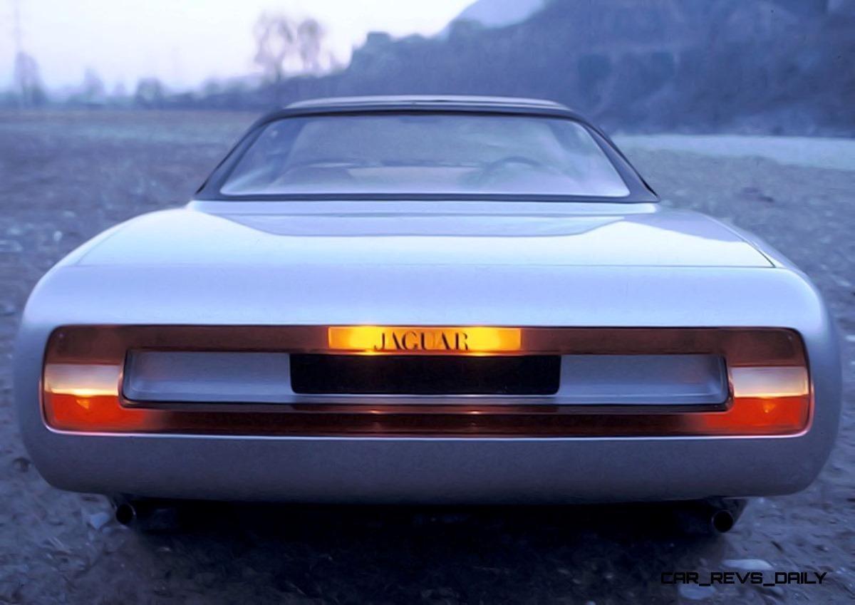 Concept Flashback - 1978 JAGUAR XJ Spider by Pininfarina 7
