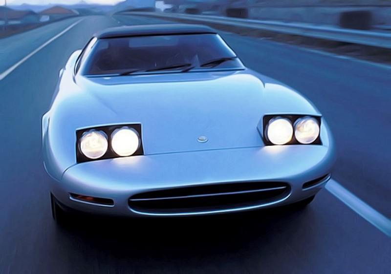 Concept Flashback - 1978 JAGUAR XJ Spider by Pininfarina 8