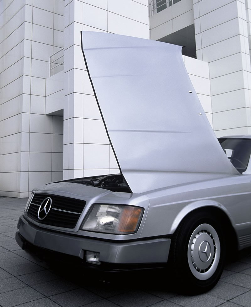 Concept Flashback - 1978 Mercedes-Benz Auto 2000 Concept Is Fastback Aero Limo2