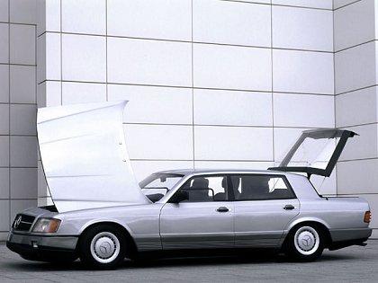 Concept Flashback - 1978 Mercedes-Benz Auto 2000 Concept Is Fastback Aero Limo3