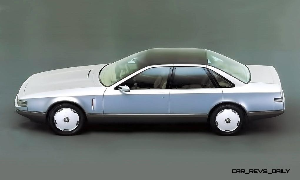 Concept Flashback - 1985 Nissan Cue-X Inspired Original Infiniti Q45 Flagship and Future Q80 18