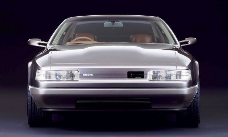 Concept Flashback - 1985 Nissan Cue-X Inspired Original Infiniti Q45 Flagship and Future Q80 20