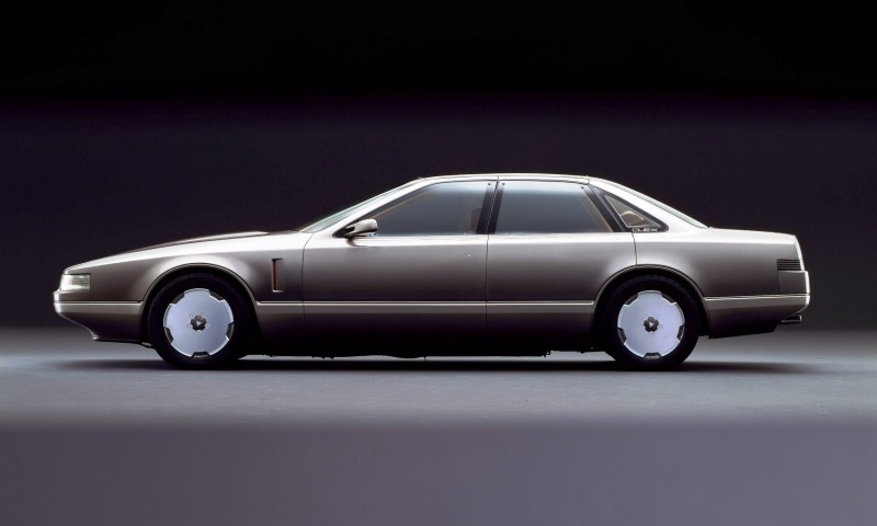 Concept Flashback - 1985 Nissan Cue-X Inspired Original Infiniti Q45 Flagship and Future Q80 22