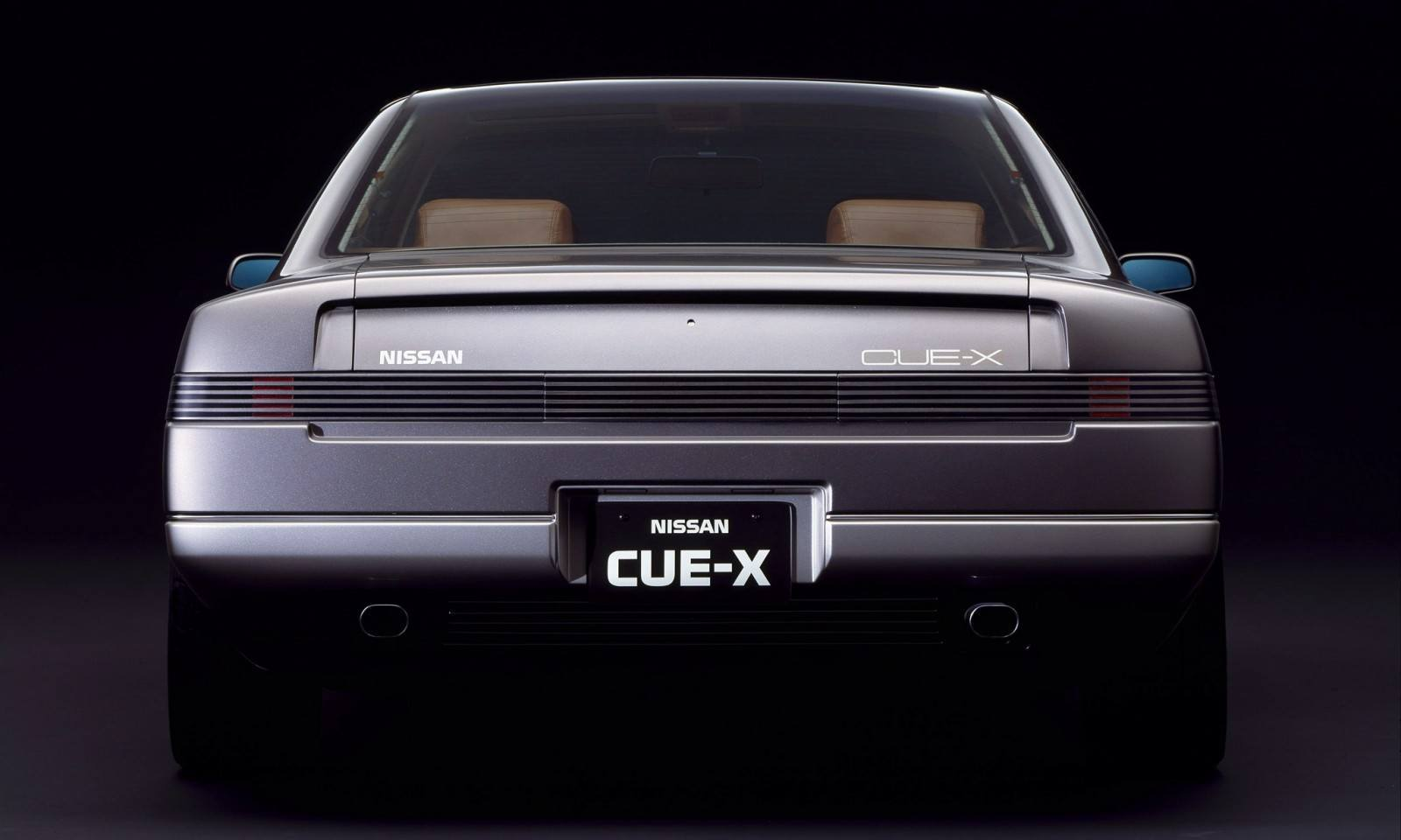 Concept Flashback - 1985 Nissan Cue-X Inspired Original Infiniti Q45 Flagship and Future Q80 23