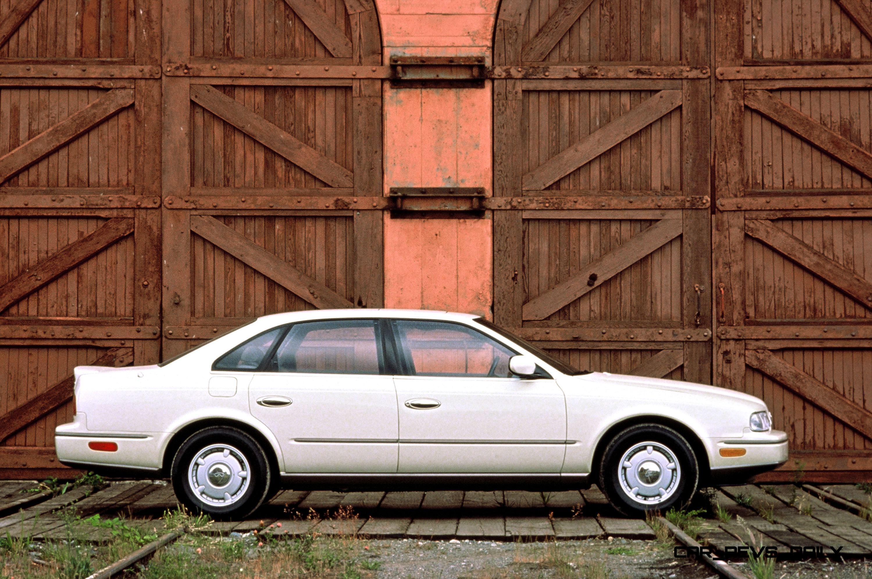Bmw Two Door >> Concept Flashback - 1985 Nissan Cue-X Inspired Original