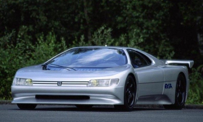 Concept Flashback - 1988 Peugeot OXIA Is T16 Mid-Engine Racecar 6