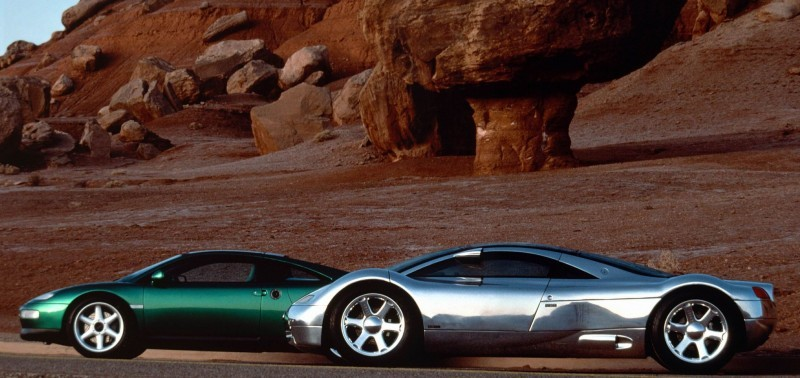Concept Flashback - 1991 Audi Quattro Spyder Provides Clean, Modern Design Roadmap for Struggling Brand 1