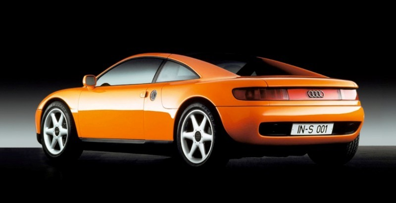 Concept Flashback - 1991 Audi Quattro Spyder Provides Clean, Modern Design Roadmap for Struggling Brand 15