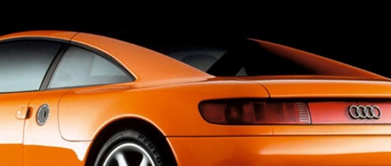 Concept Flashback - 1991 Audi Quattro Spyder Provides Clean, Modern Design Roadmap for Struggling Brand 16
