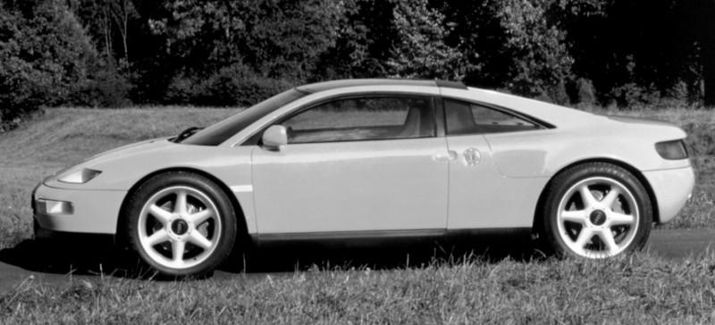 Concept Flashback - 1991 Audi Quattro Spyder Provides Clean, Modern Design Roadmap for Struggling Brand 7