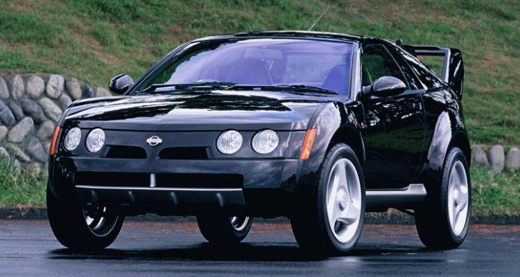 Concept Flashback- 1997 Nissan Trail Runner header gif