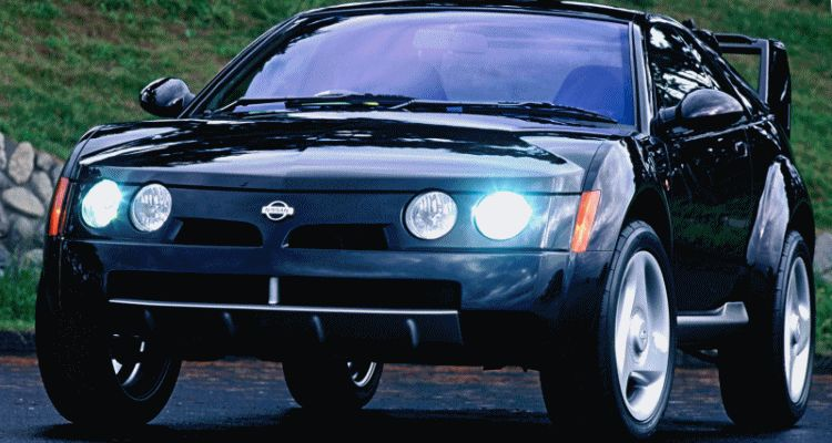 Concept Flashback- 1997 Nissan Trail Runner header gif222