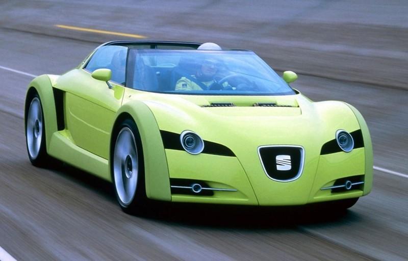 Concept Flashback - 1999 SEAT Formula Roadster 1