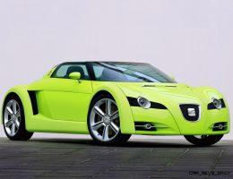 Concept Flashback – 1999 SEAT Formula Roadster