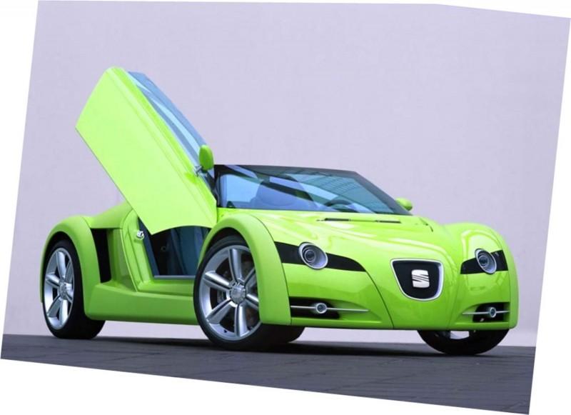 Concept Flashback - 1999 SEAT Formula Roadster 4