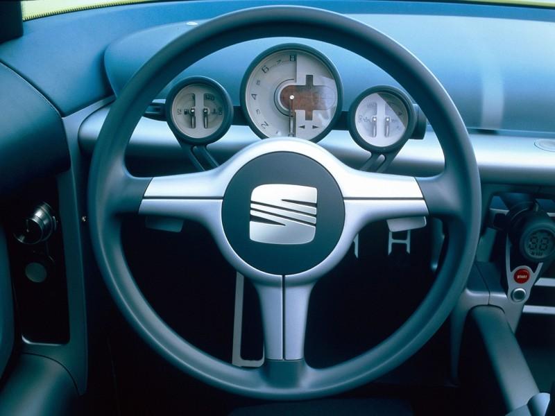 Concept Flashback - 1999 SEAT Formula Roadster 5