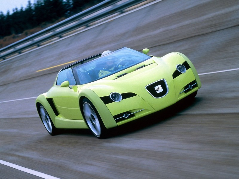 Concept Flashback - 1999 SEAT Formula Roadster 6