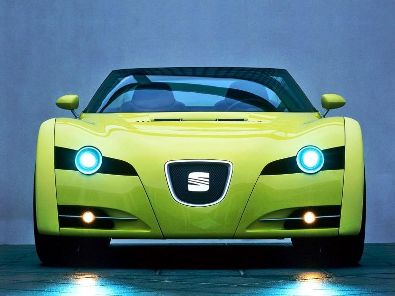 Concept Flashback - 1999 SEAT Formula Roadster 8