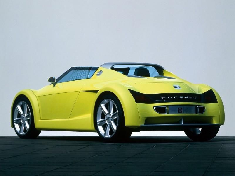 Concept Flashback - 1999 SEAT Formula Roadster 9