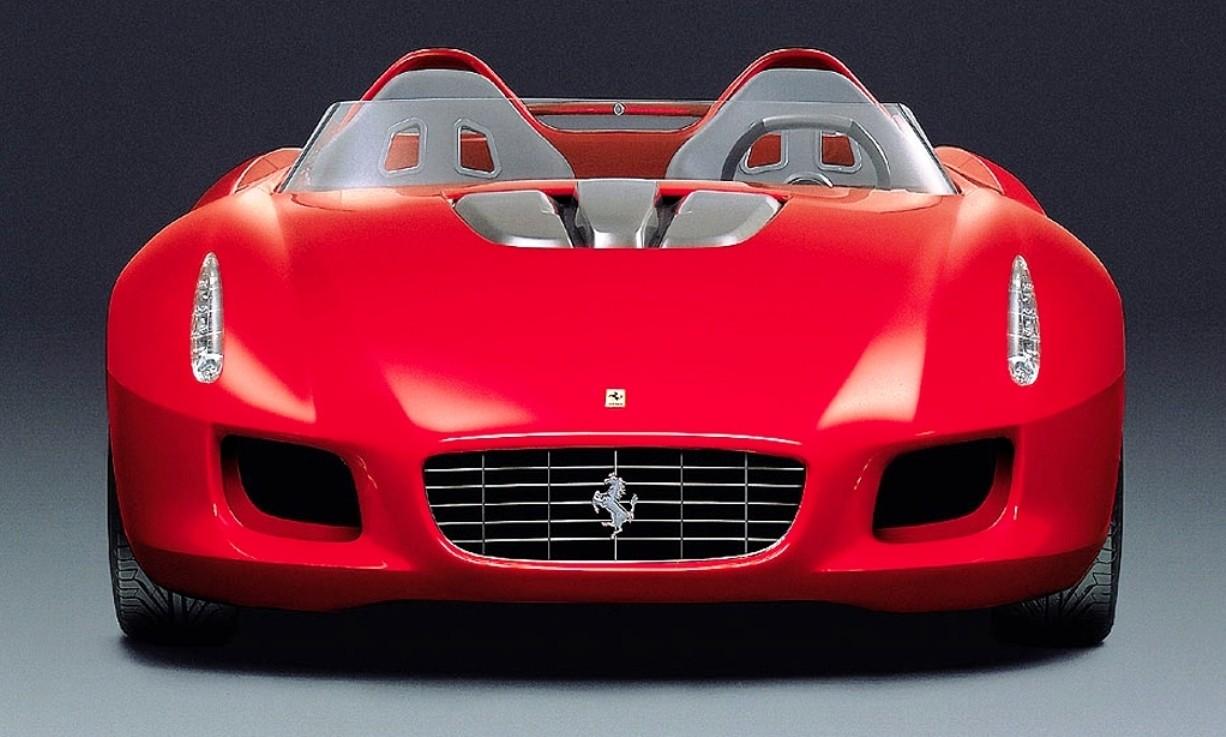 concept flashback 2000 ferrari rossa concept speedster influences corvette nc2020 and f12 trs 8 - Ferrari Enzo 2020