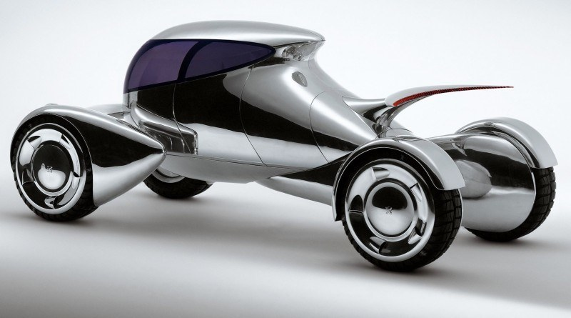 Concept Flashback - 2001 Peugeot Moonster Is Nuclear Fuel-Cell Lunar Lander 1