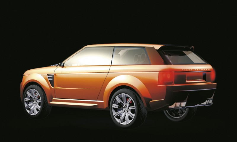 Concept Flashback - 2004 RANGE STORMER Previews High-Design SUV Supercars 20