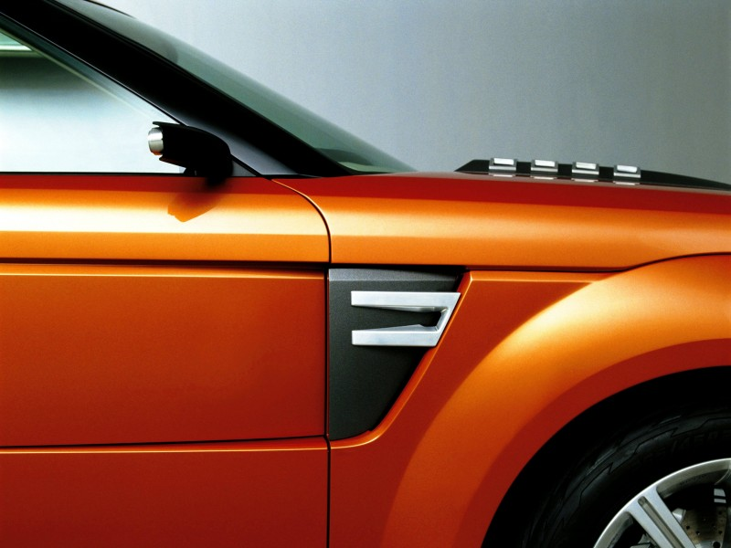 Concept Flashback - 2004 RANGE STORMER Previews High-Design SUV Supercars 9